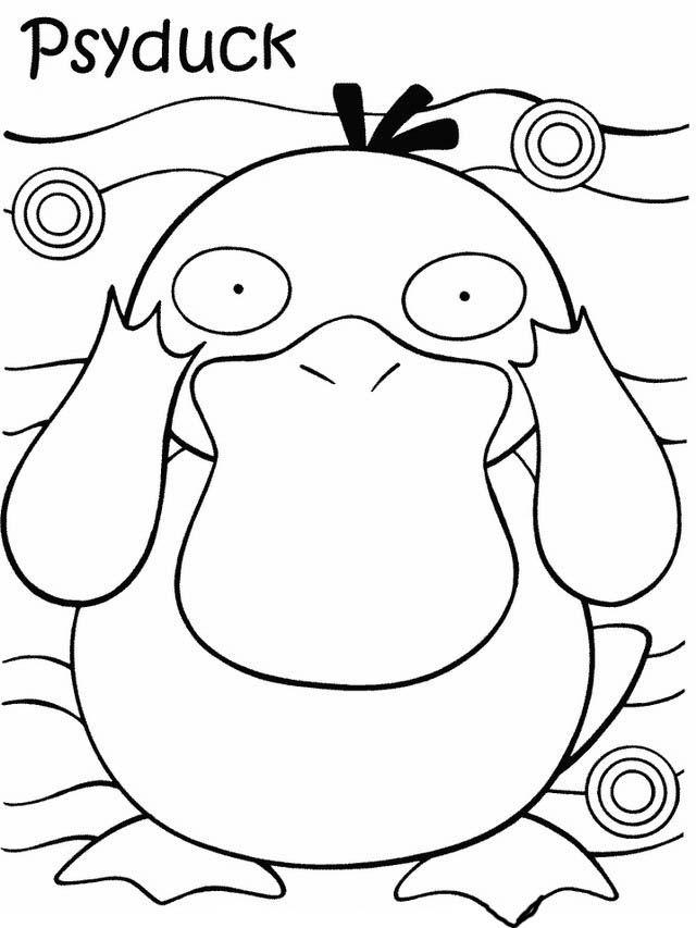 pokemon 43 ausmalbilder für kinder malvorlagen zum