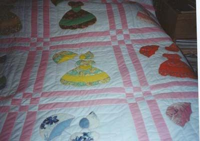 Large Sunbonnet Sue Patterns Free Pattern Friday