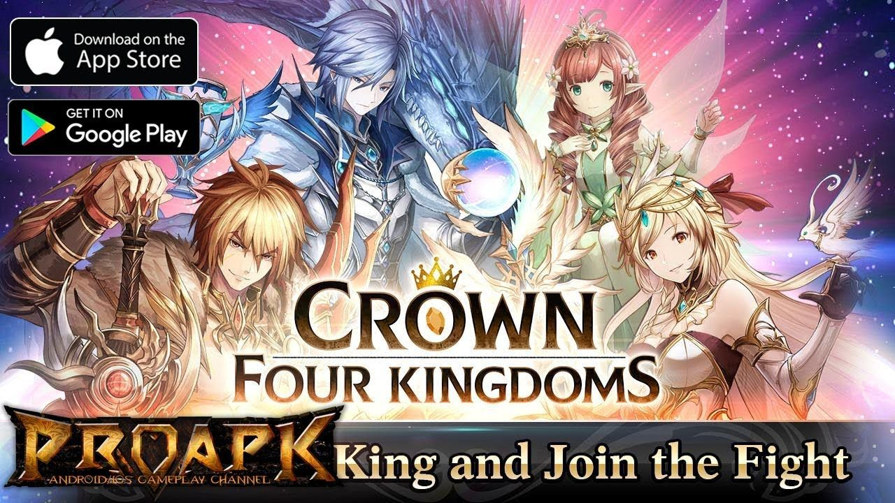Pin by Gaming Teacher on Crown Four Kingdoms Change Game