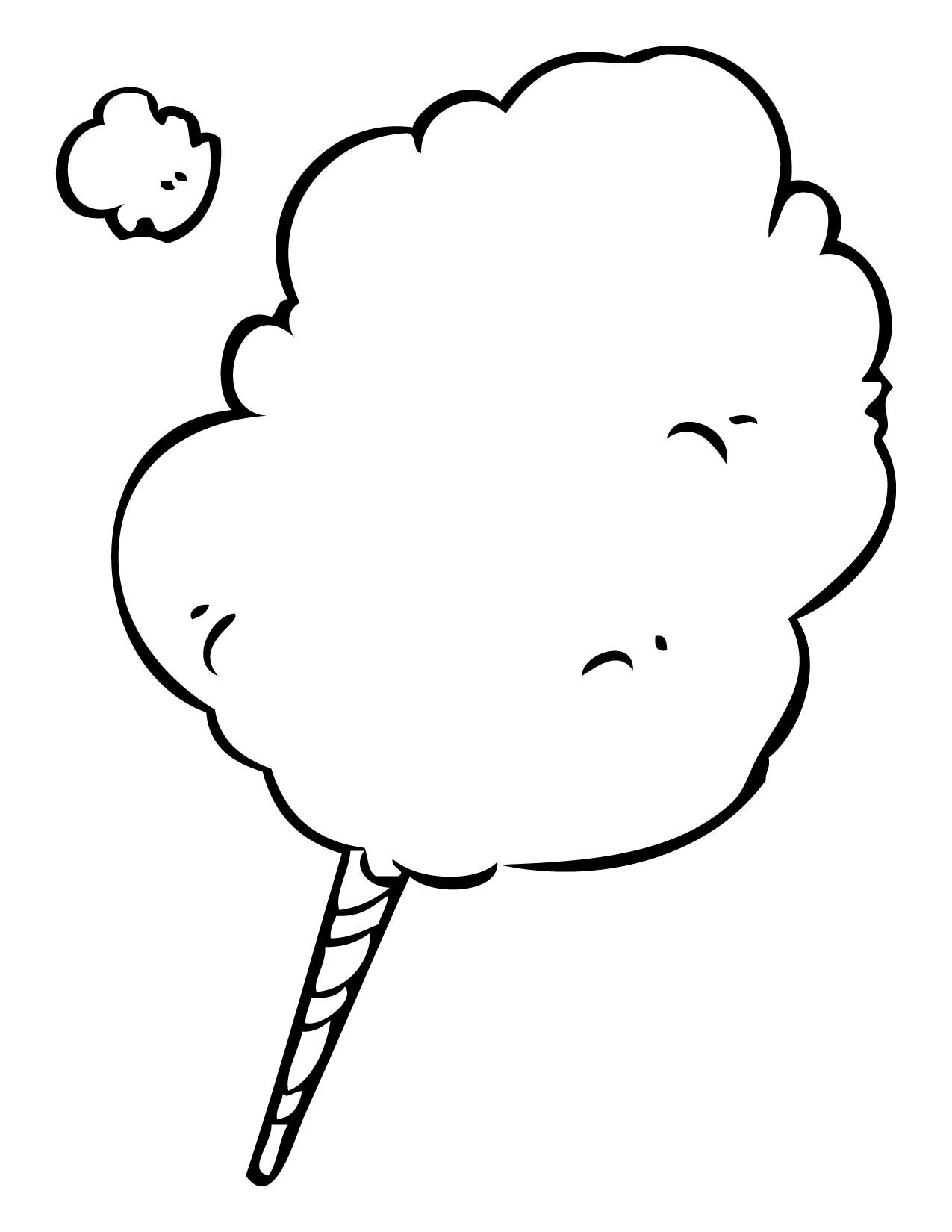 Cotton Candy | Circus | Pinterest