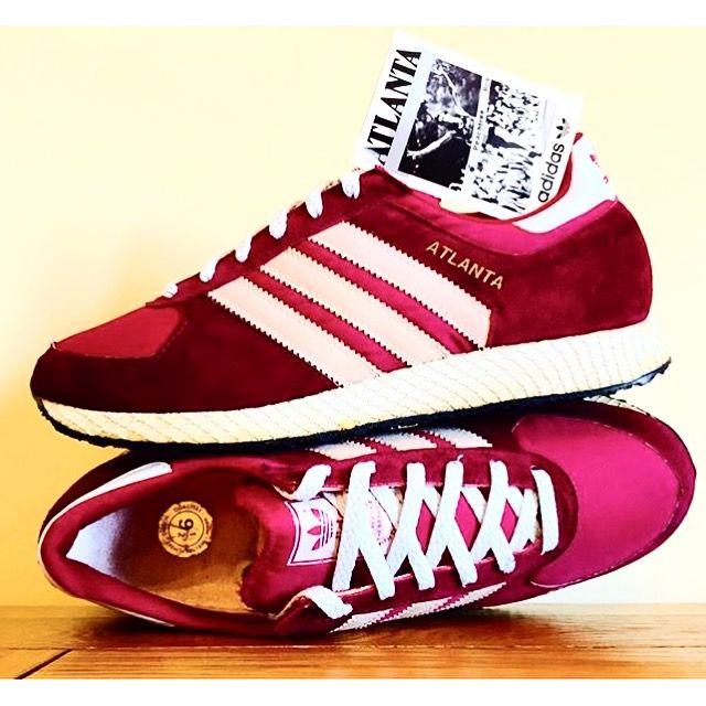 1983 Adidas Atlanta Adidas Sneakers Sneakers Adidas