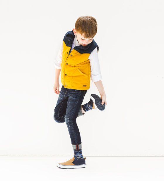 9851071cfa Boy - BACK TO SCHOOL - KIDS   ZARA Hong Kong S.A.R. of China ...
