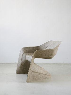 Basf Prasentiert Ersten Monoblock Stuhl Aus Naturfasern Mobilier Deco Design