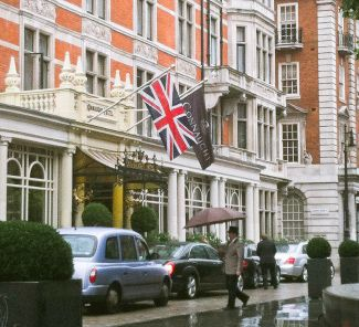Luxury Boutique Hotel In London S Exclusive Mayfair District