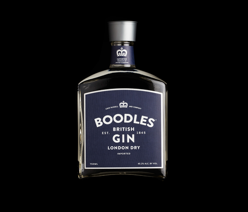 Boodles Gin via @thedieline