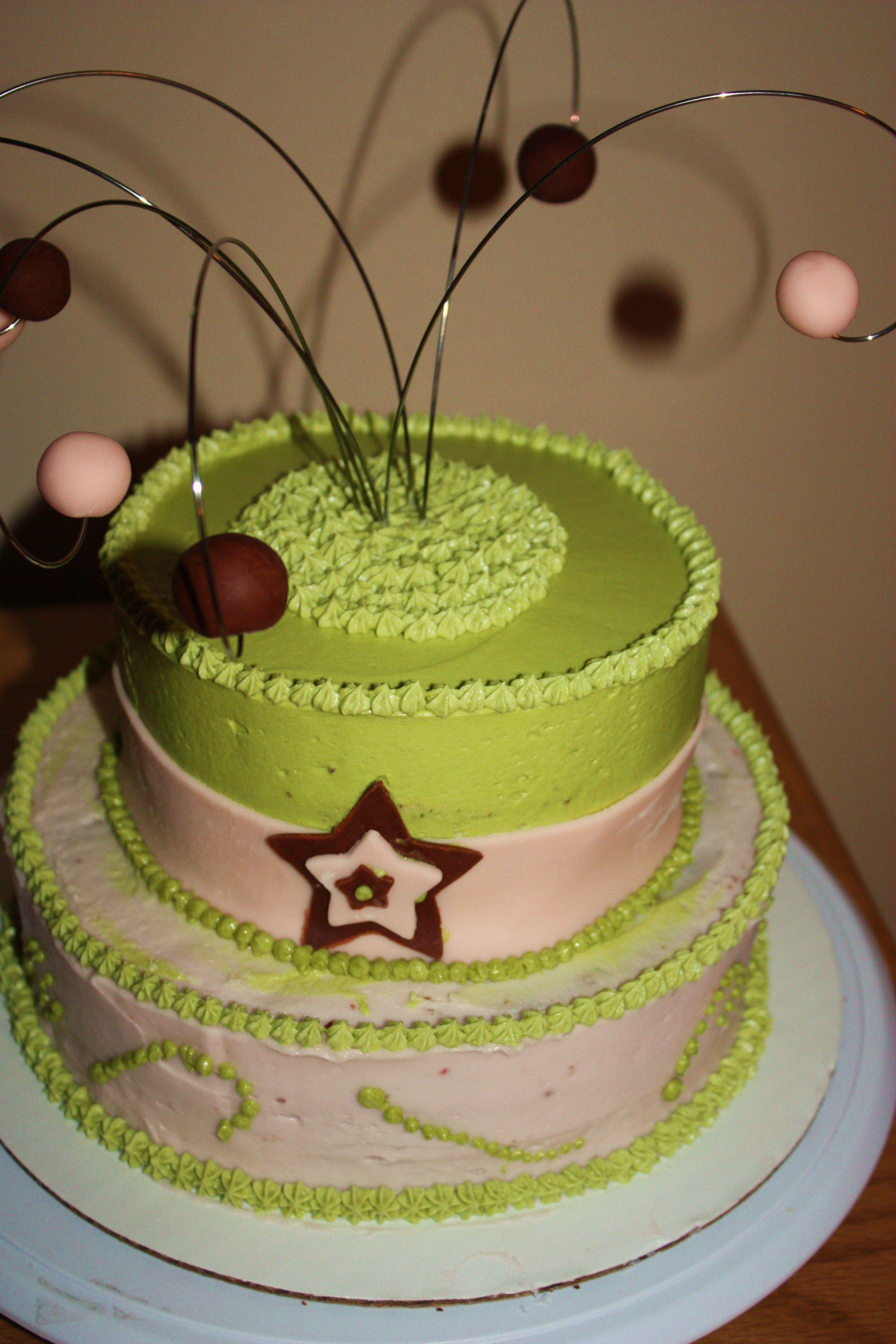 Birthday cake for my friend angela cake desserts
