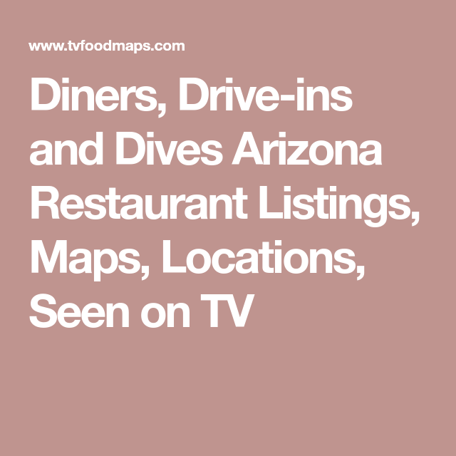 Diners Drive Ins And Dives Florida Map   Florida Map 2018 on