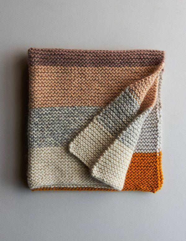Photo of Super Easy Decken in neuen Farben | Purl Soho