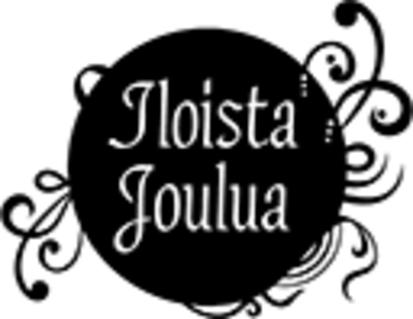 FinnStamper-leimasin Iloista Joulua -kehys - FinnStamper.com