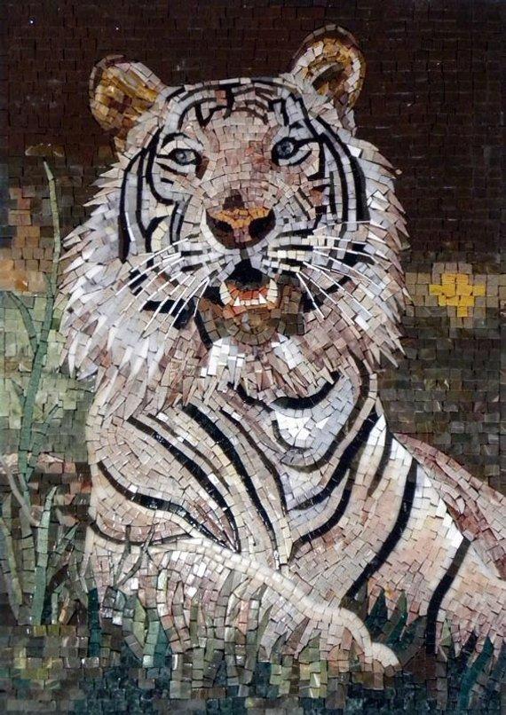 GorgeousTiger Mosaic