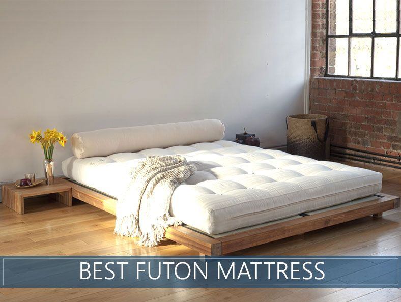 Our 5 Best Futon Mattresses Reviewed In 2020 The Most Comfortable Japanese Style Bed Minimalist Bed Low Bed Frame