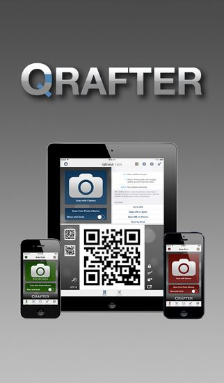 Qrafter Qr Code And Barcode Reader And Generator Barcode Reader Qr Code Barcode Generator