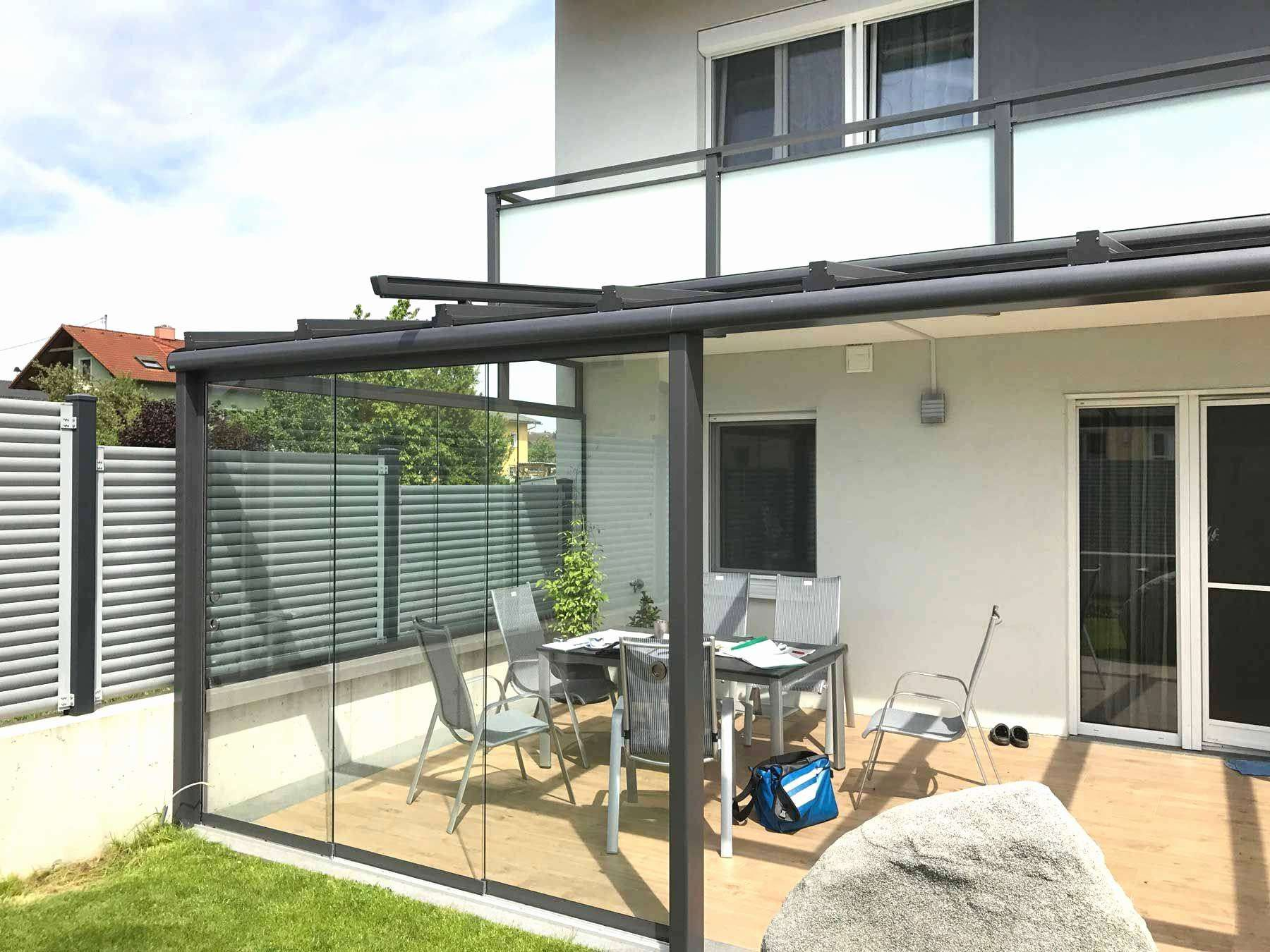 Einzigartig 45 Fur Windschutz Balkon Plexiglas Kanopi Minimalis
