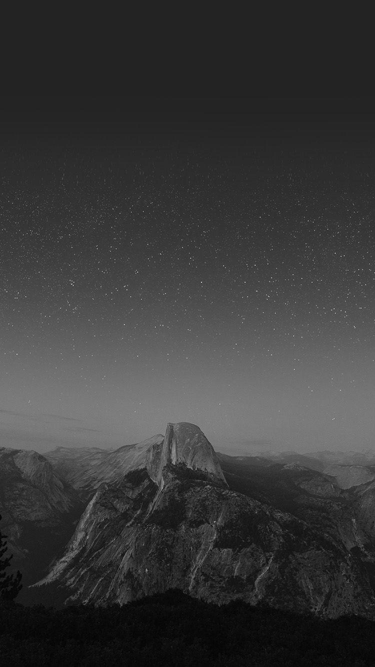 Night Sky Stars Night Skies Iphone 6 Plus Wallpaper Iphone6 Ipad