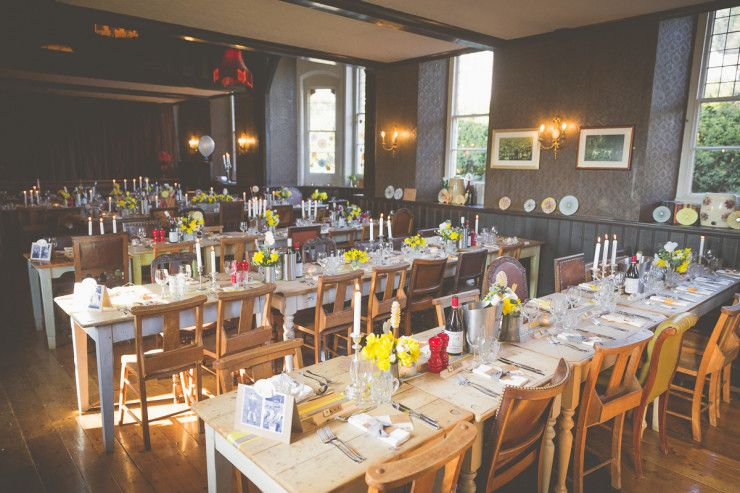 A Pretty Hand Crafted Pub Themed Wedding In Somerset Uk Blog