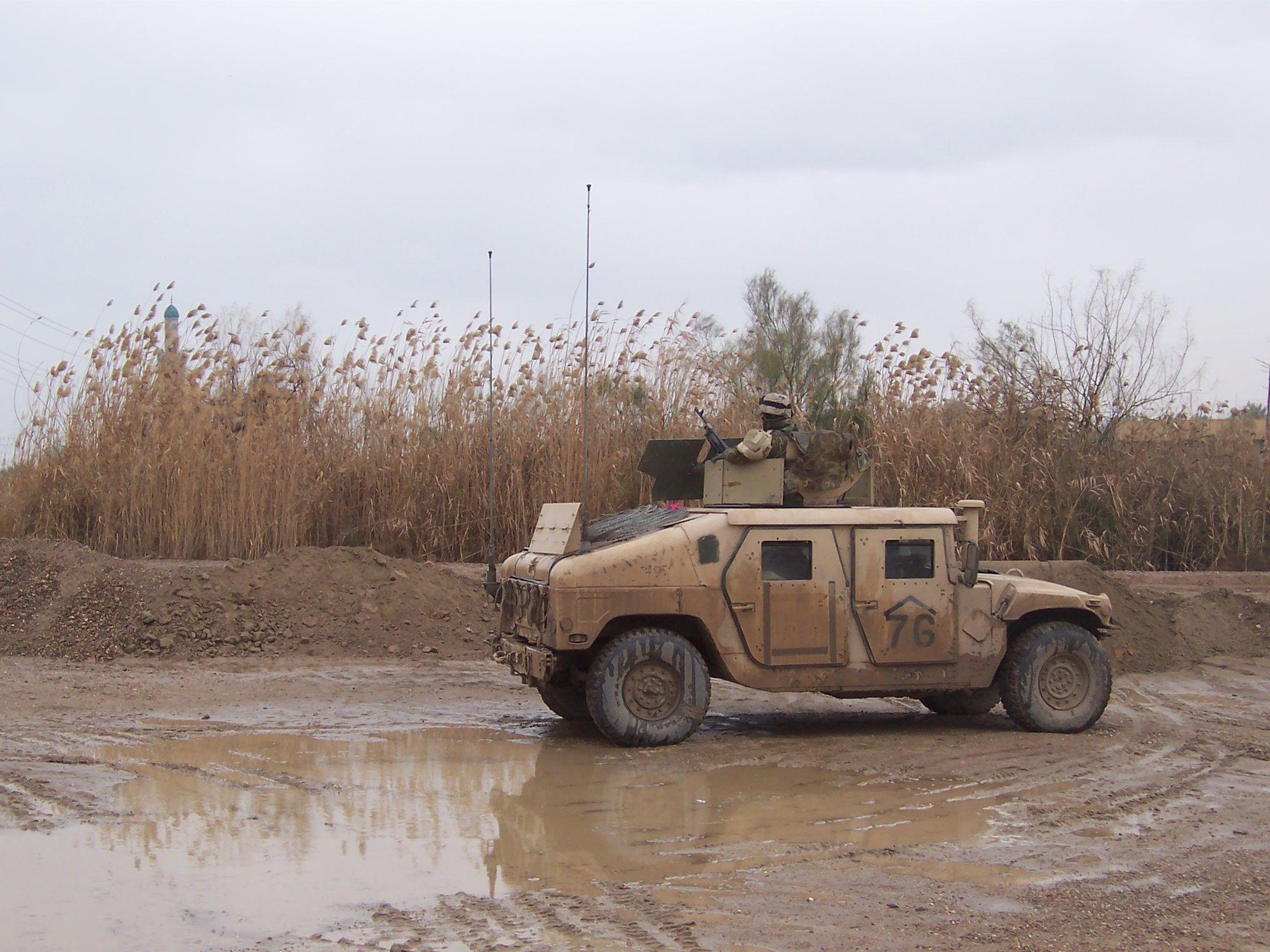 Iraqi mud