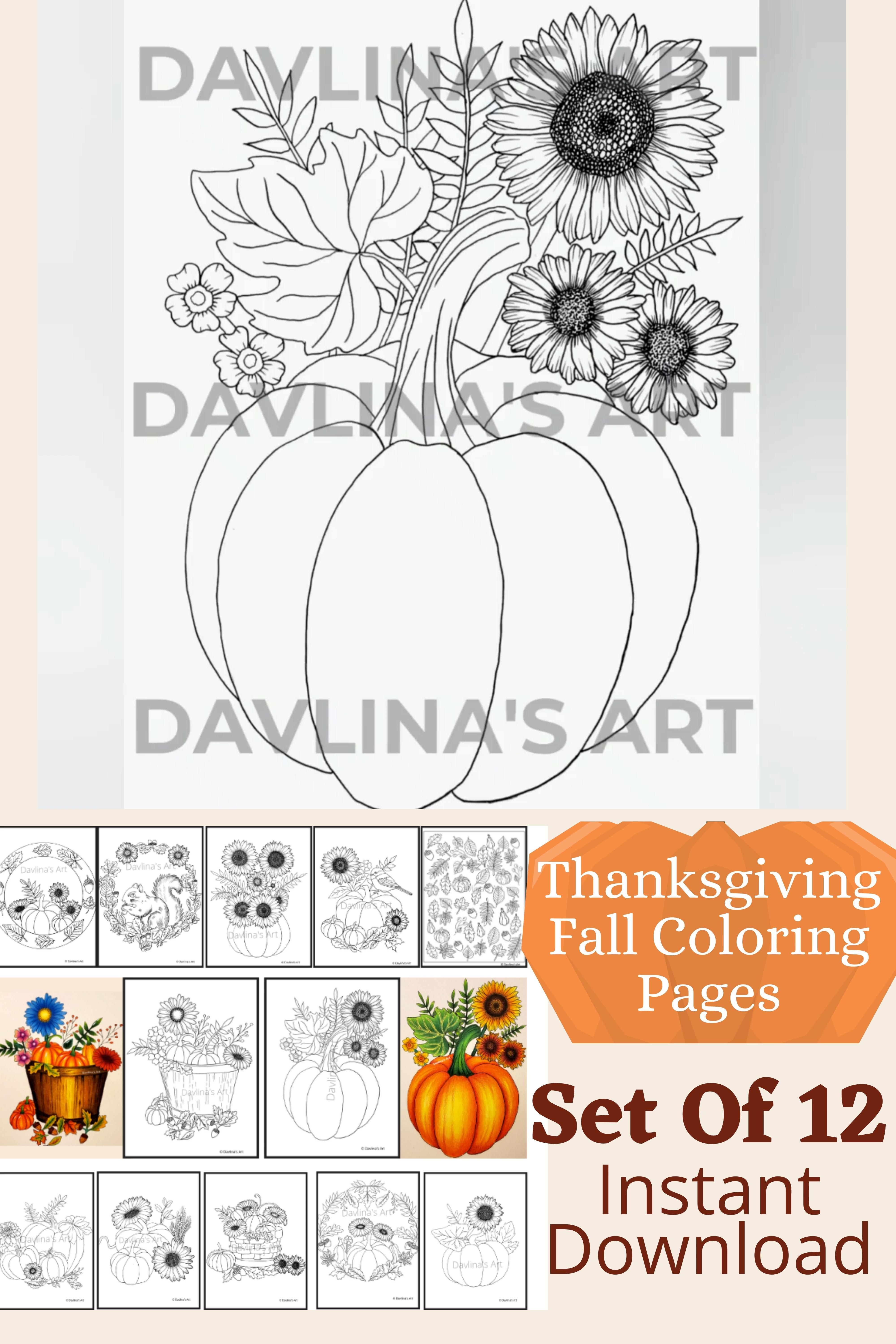Set Of 12 Fall Printable Coloring Pages For Adults And Etsy Video Video In 2020 Free Thanksgiving Coloring Pages Fall Coloring Pages Thanksgiving Coloring Pages [ 6000 x 4000 Pixel ]
