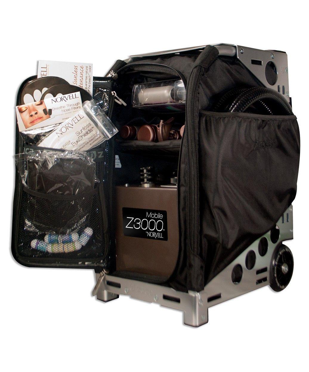 Norvell Sunless Pro Travel Bag Mobile spray tanning
