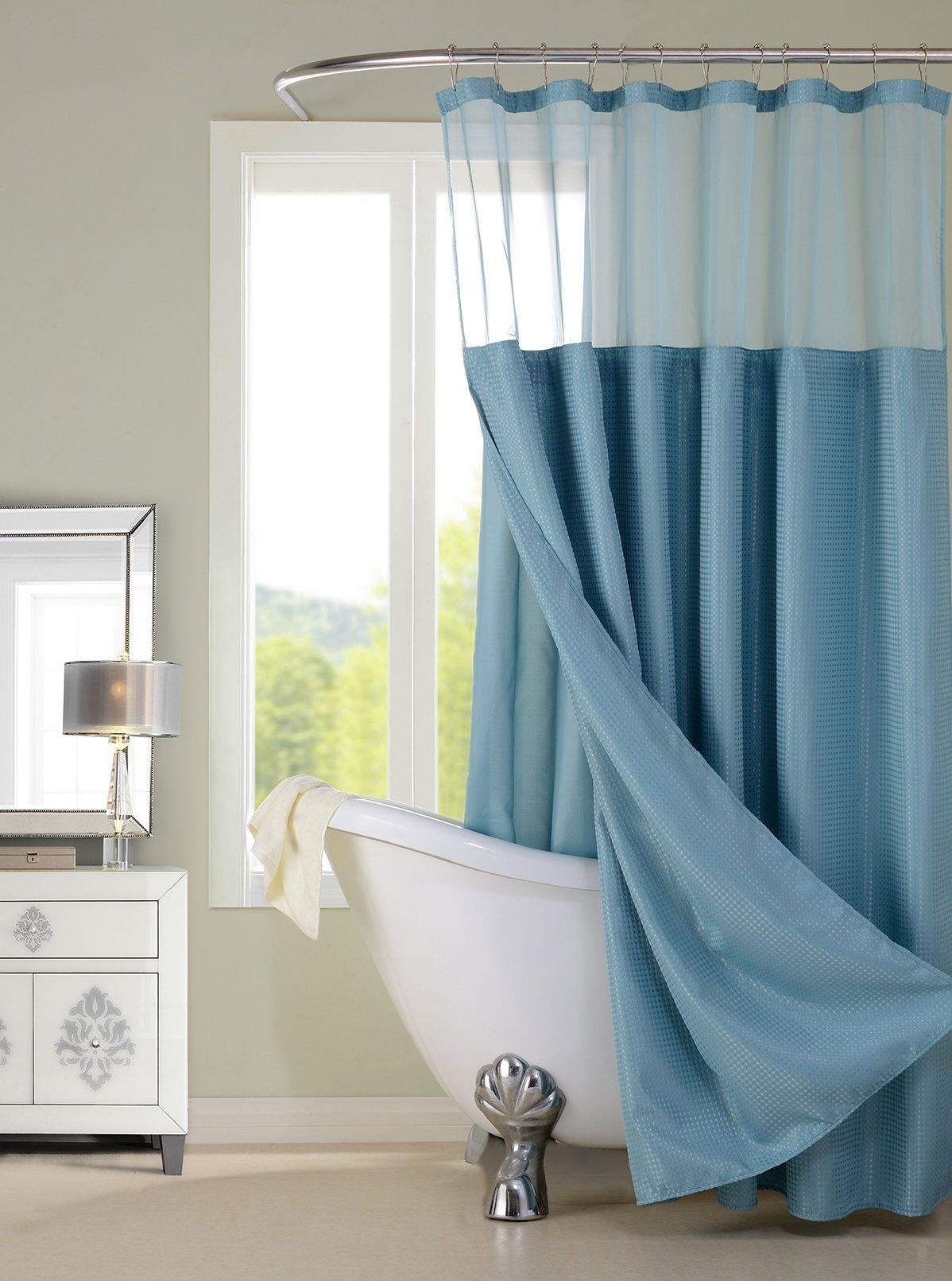 Norvelt Shower Curtain | Decorating | Pinterest | Hotel shower curtain
