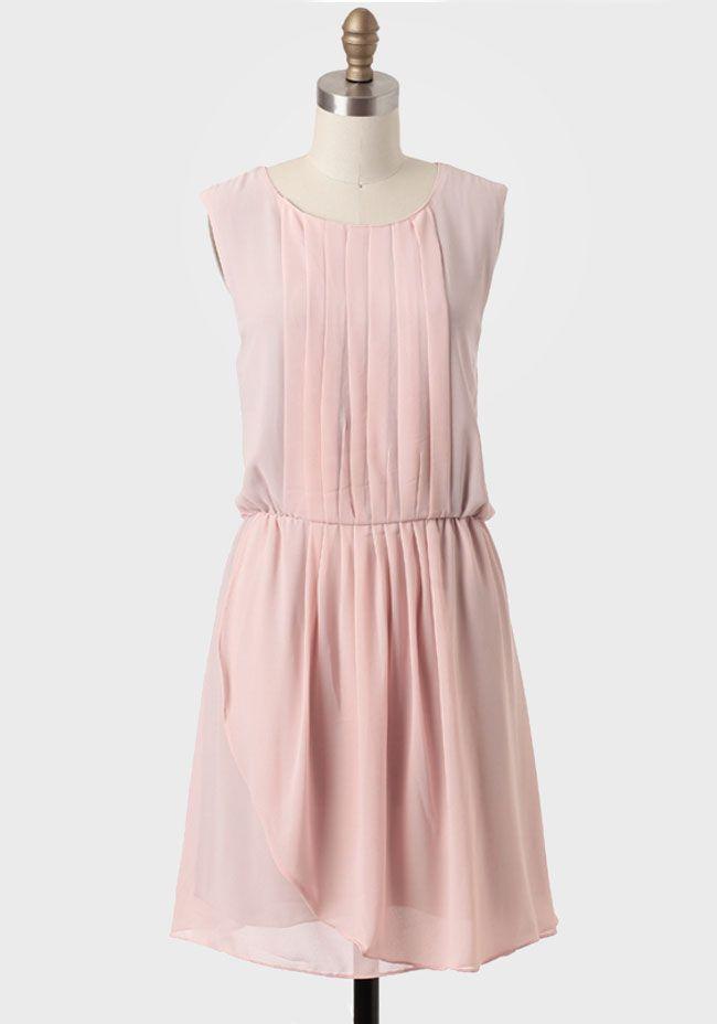 $48.99 East Sussex Faux Wrap Dress at #Ruche @Ruche | bridesmaid\'s ...