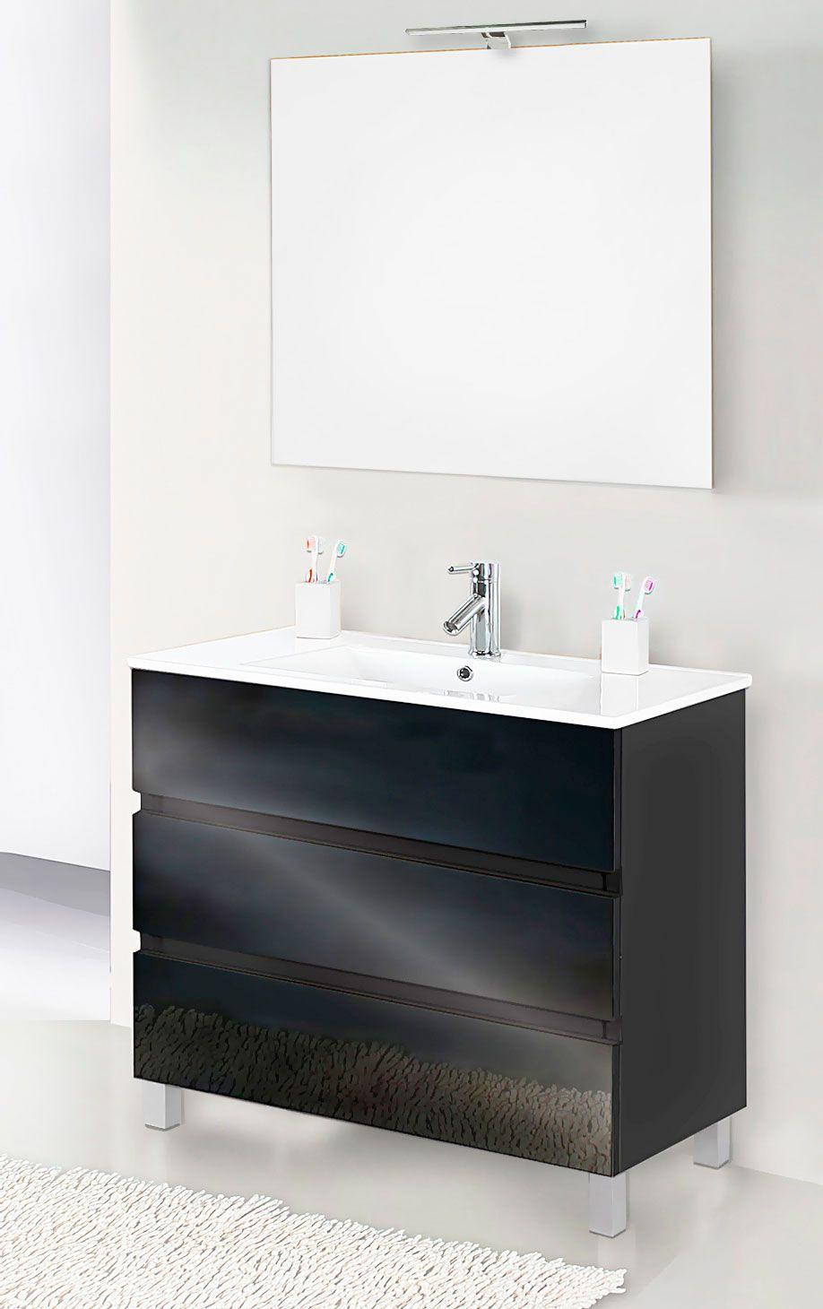 Muebles de baño colección denver | Muebles Geminis | BAÑOS | Muebles ...