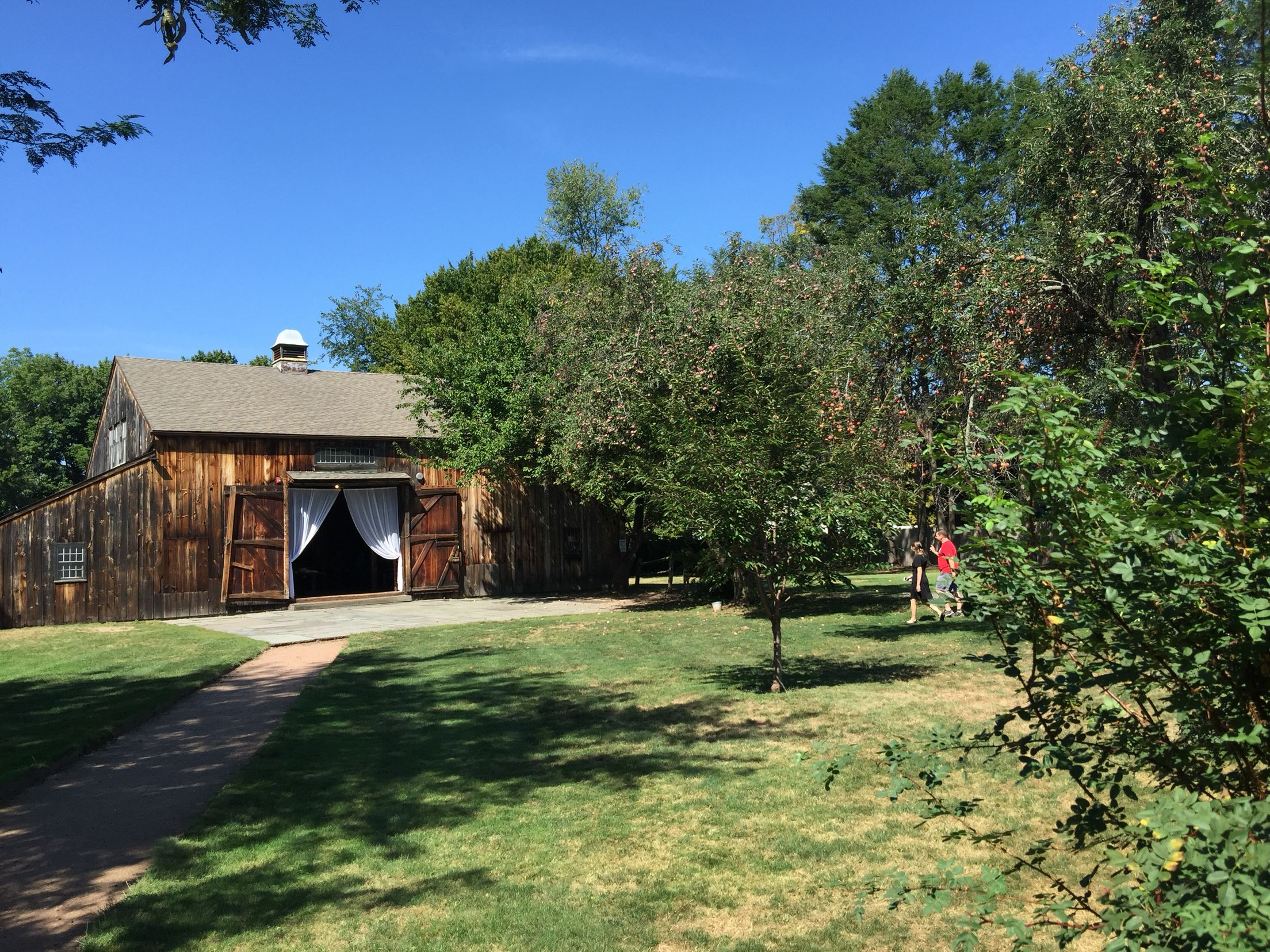 Webb Barn in Wethersfield, Connecticut is an ideal rustic ...