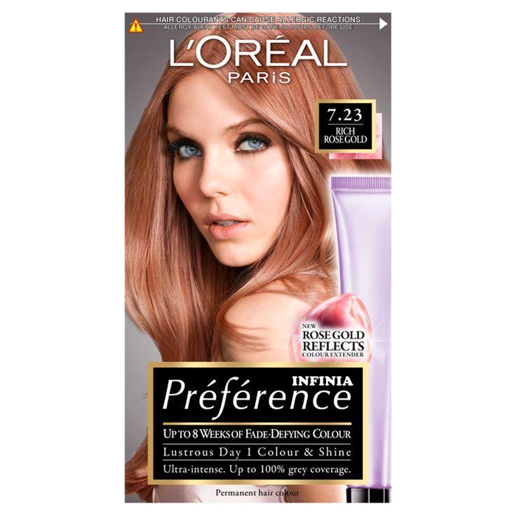 35+ L oreal professionnel rose gold formula ideas