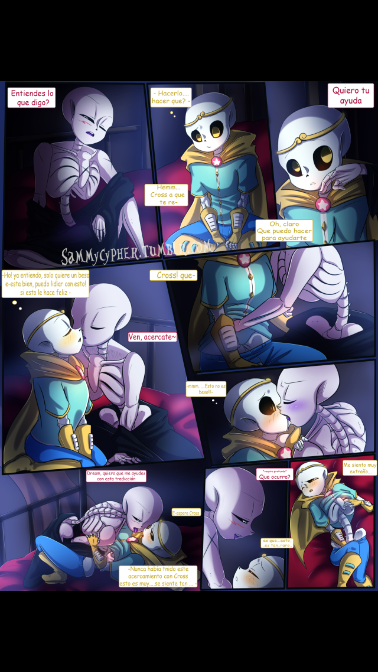 Pin by Gamzee Makara on Sanscest | Pinterest | Comics, Undertale ...