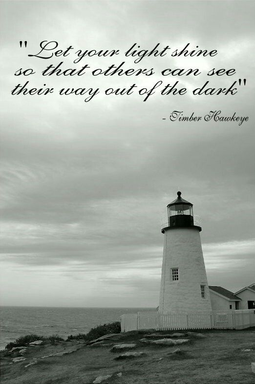 Lighthouse Quotes Simple Lighthouse Quote Shared Ideas Pinterest Lighthouse Quotes