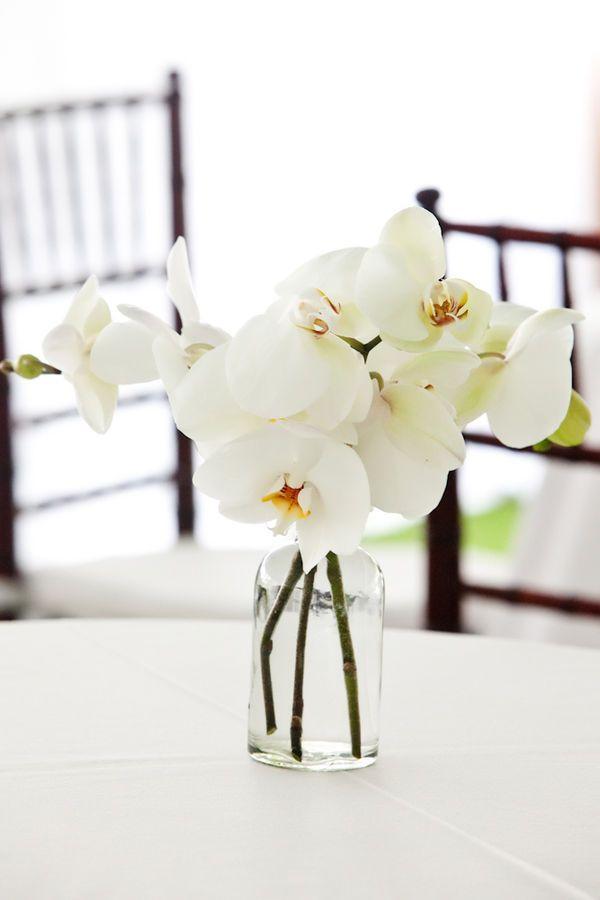 Florida Destination Wedding by VUE Photography | weiße Blumen ...