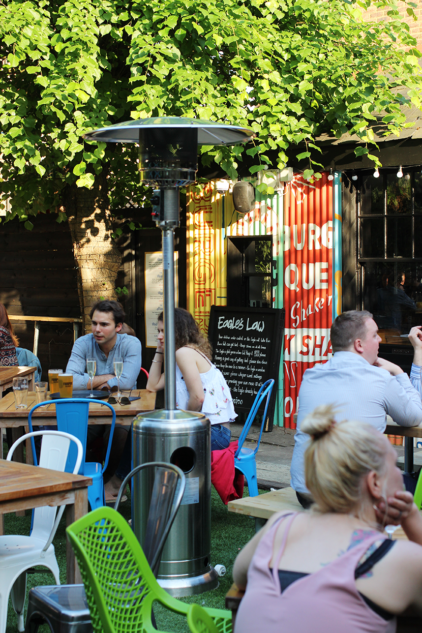 Four London beer gardens you have to try (con imágenes