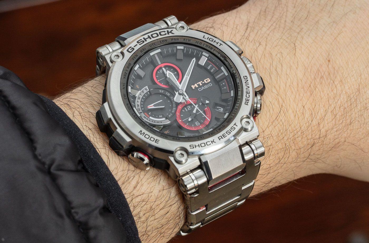 Casio G Shock Mt G Mtgb1000d 1a Watch Evaluate Steel With Fashionable Maturity Casio G Shock G Shock Casio G Shock Watches