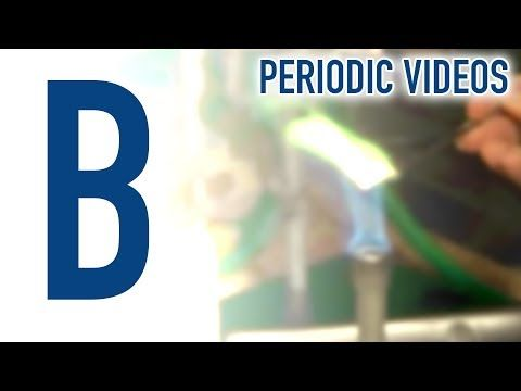 Boron video the periodic table of videos university of boron video the periodic table of videos university of nottingham urtaz Images