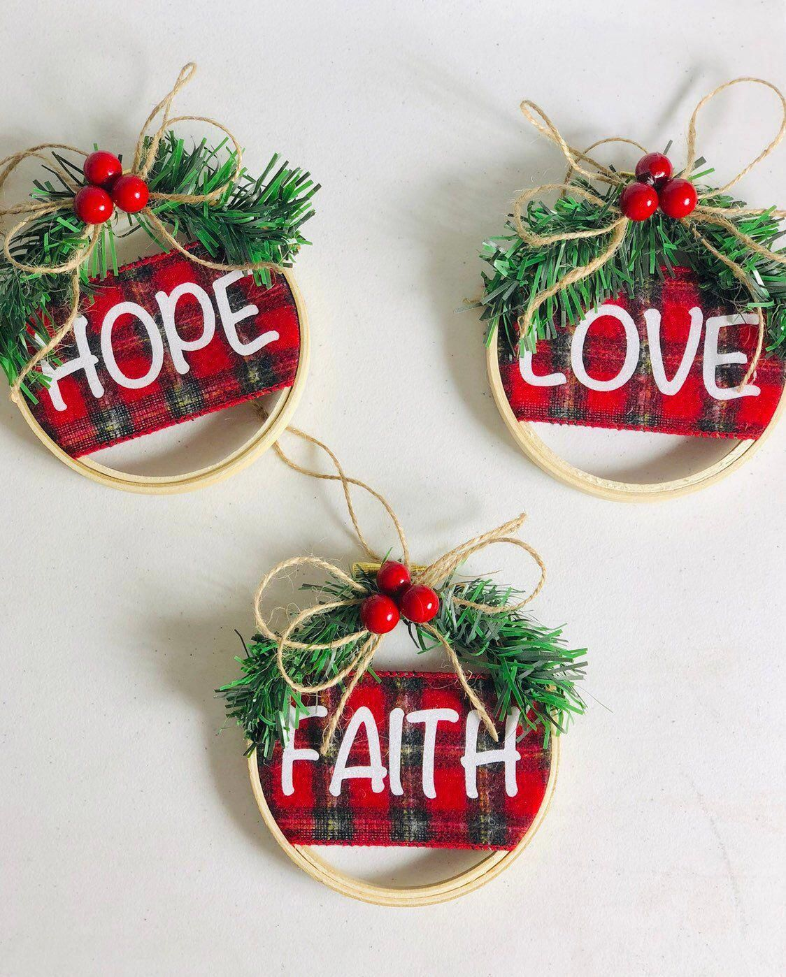 Excited To Share The Latest Addition To My Etsy Shop Holiday Ornaments Mesh Christmas Ornaments Christmas Ornament Crafts Christmas Ornaments Christmas Diy