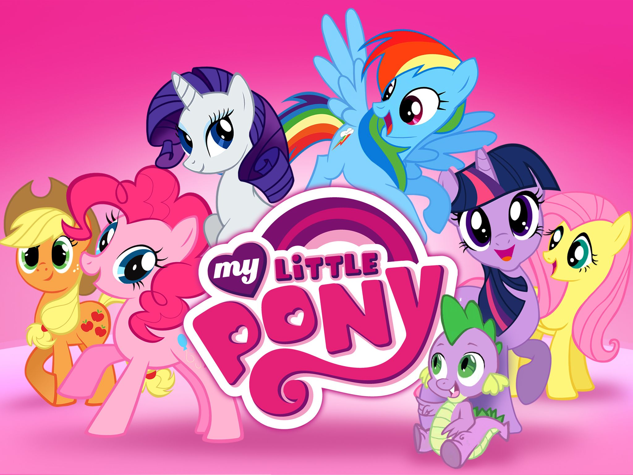 My Little Pony Hd Wallpapers And Backgrounds My Little Pony