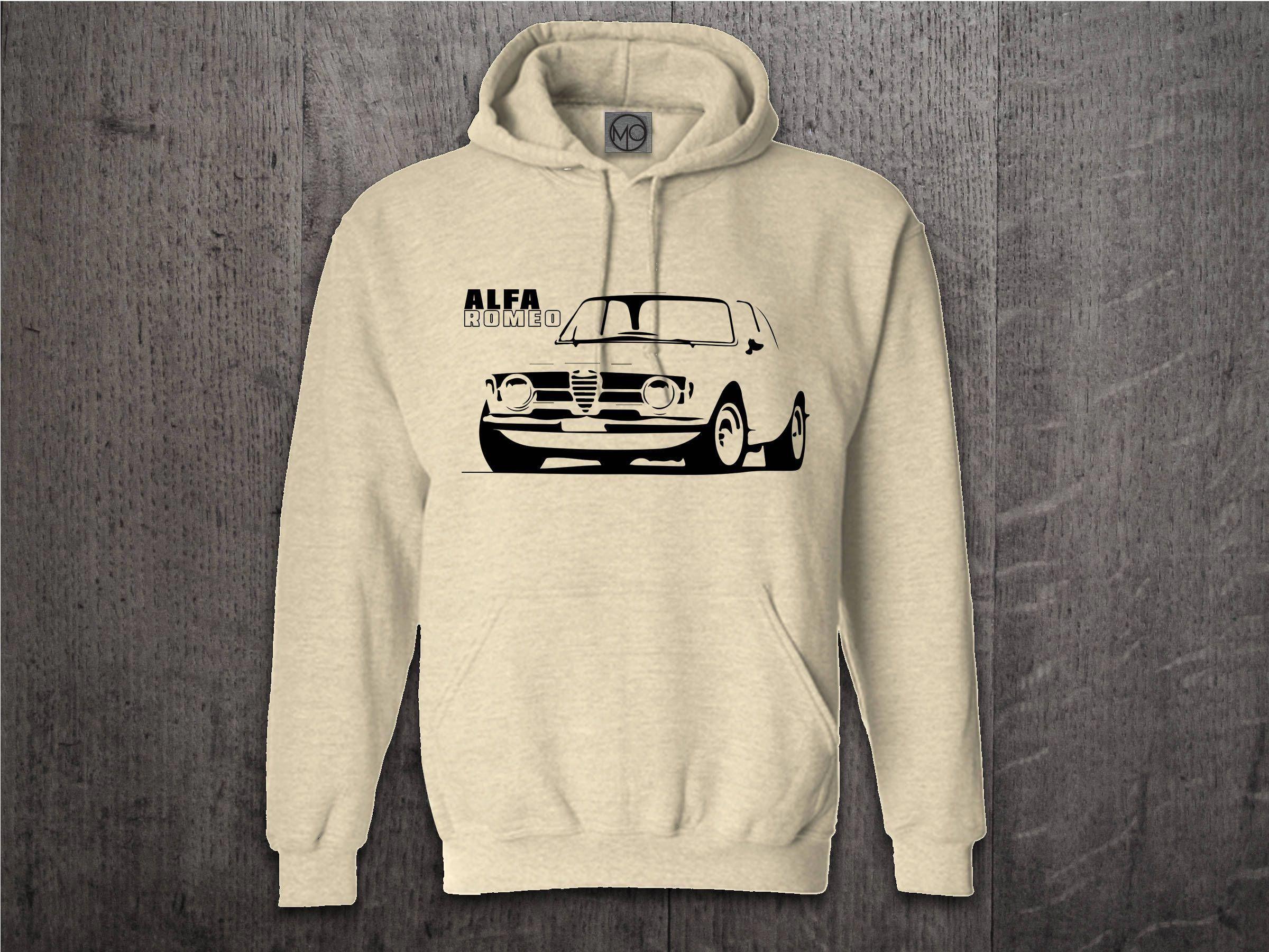 Alfa Romeo Hoodie Cars Hoodies Alfa Romeo Giulia Sweater