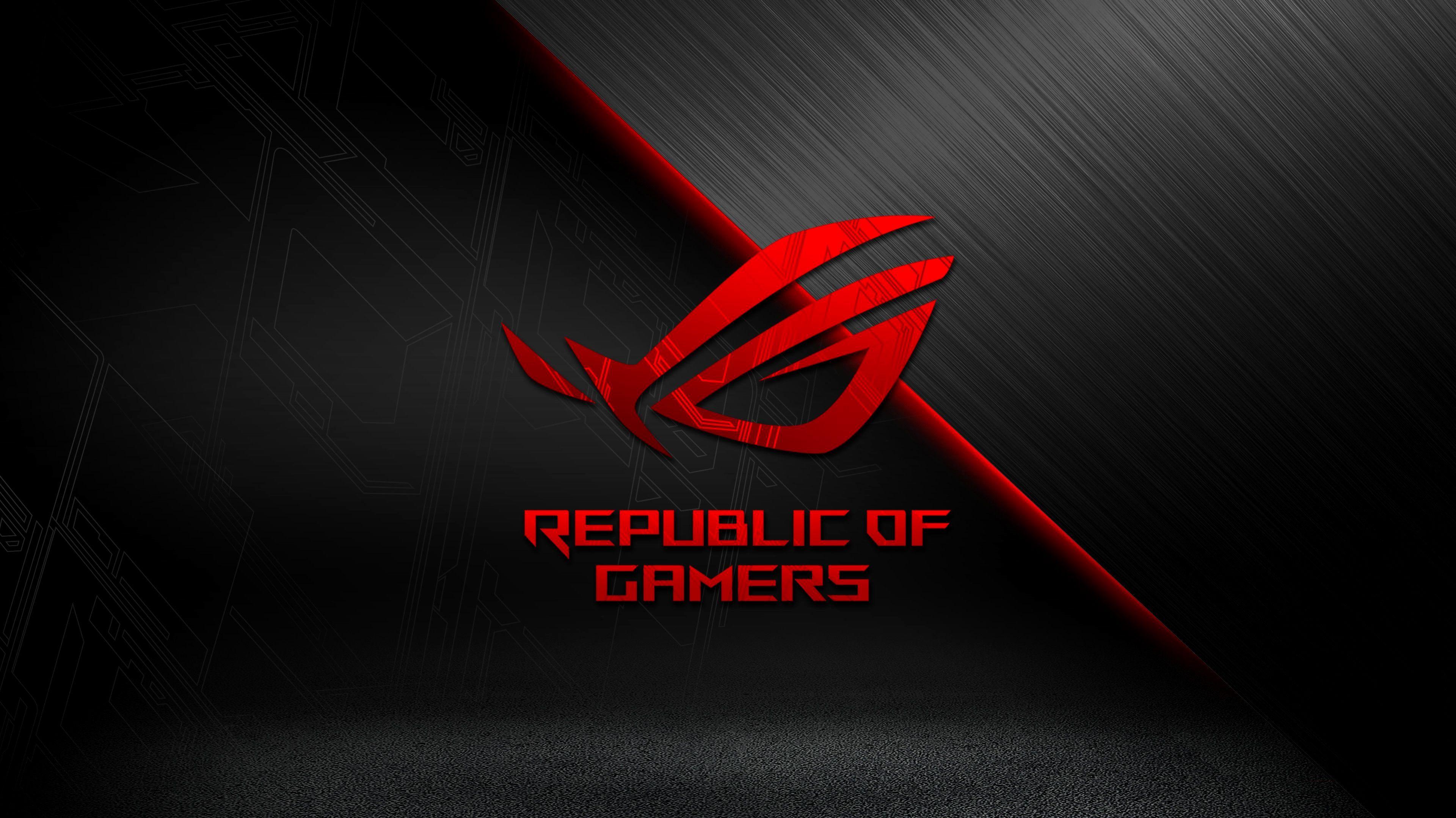 Wallpaper 4K Gaming Asus Gallery Check more at https