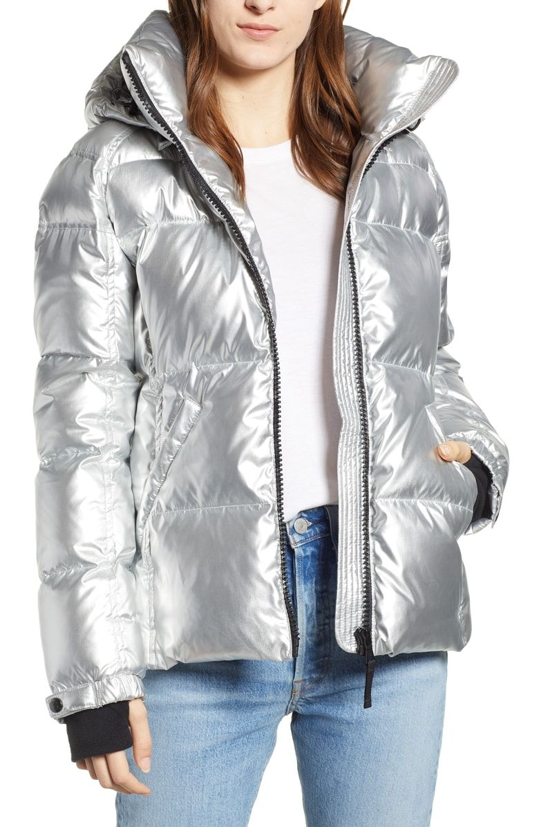 S13 Kylie Down Feather Puffer Jacket Nordstrom Jackets Puffer Jacket Women Puffer Outfit [ 1196 x 780 Pixel ]