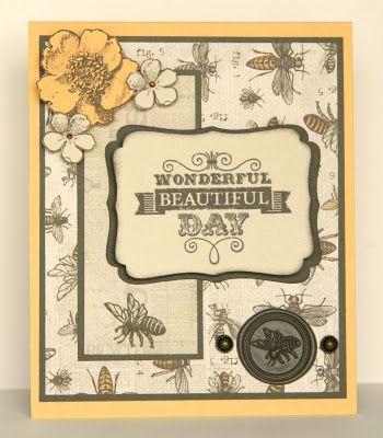 Scraptastic Memories  A Crafting Blog: Wonderful Beautiful Day!
