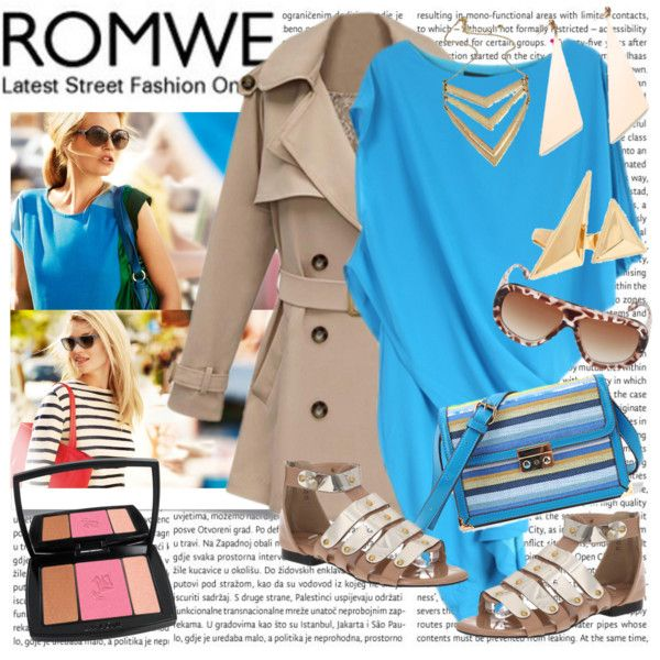 """""""Romwe"""" by hopelovesfashion on Polyvore"""