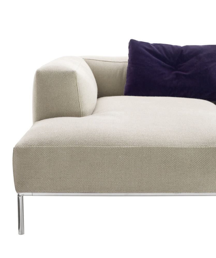 Frank Sectional Sofa Bed: Contemporary Sofa / Fabric / Leather / By Antonio Citterio