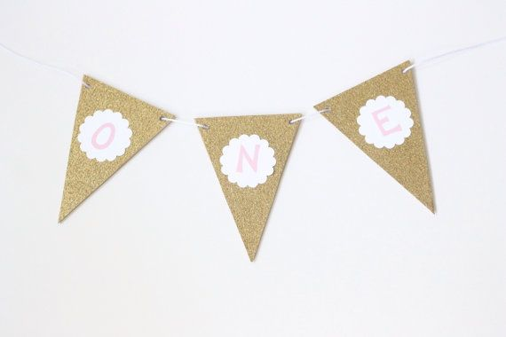 WOODEN triangle banner, bunt flags, triangle flags, pennant, first birthday banner, birthday banner