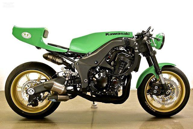 Kawasaki Z1000 Gary Nixon Tribute   MC KAWASAKI   Pinterest ...