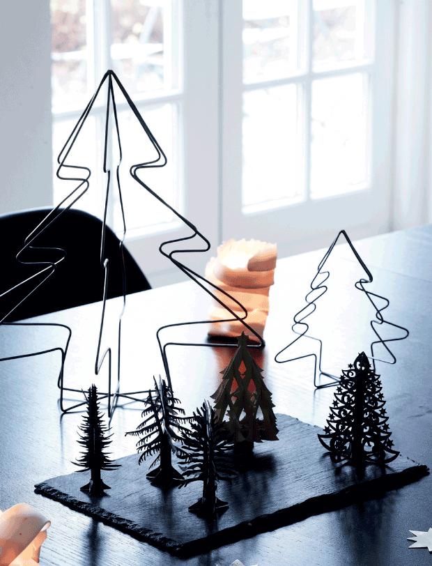 Housing: Modern Christmas in old frames | femina.dk