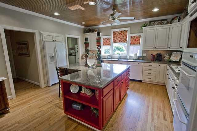 451 Chimney Rock Drive, Sherwood AR - Trulia Another view of kitchen