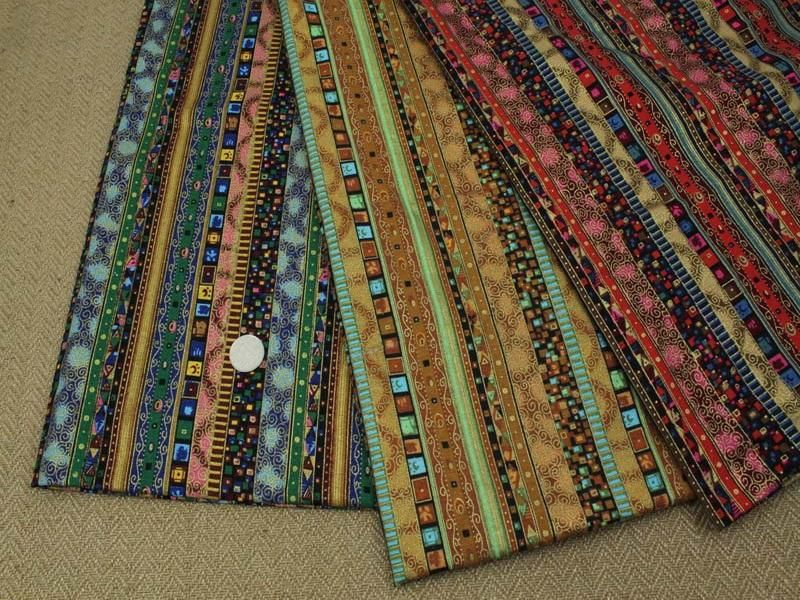 Classic Wide Stripe Upholstery Fabric Textiles Fabrics I Love