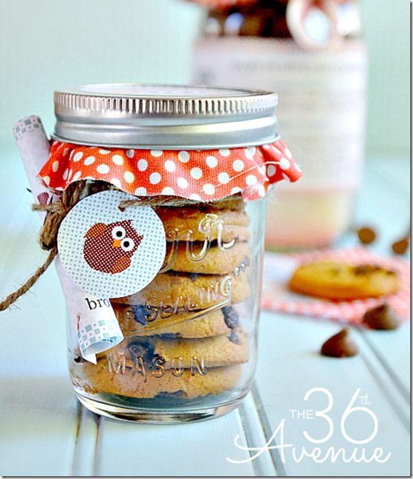 Pumpkin Cookie Recipe - Mason Jar Crafts Love