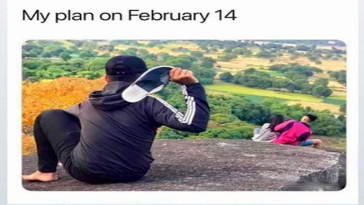 Valentine S Day 2020 These Hilarious Memes Will Hit You Real Hard If You Re Single On The Day Of Love Rela In 2021 Funny Memes Valentines Day Memes Valentines Memes