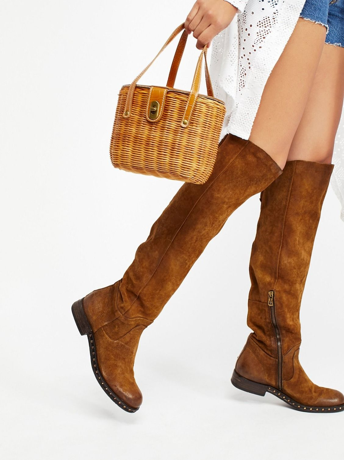 Spaulding Over The Knee Boot Boots Over The Knee Boots
