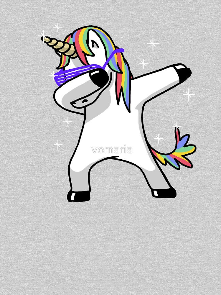 Original Unicorn Dab Poster By James Jones Unicorn Drawing Unicorn Wallpaper Cute Monsters Drawings